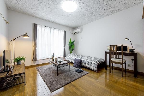富山アパートの続報(契約から3月末まで)
